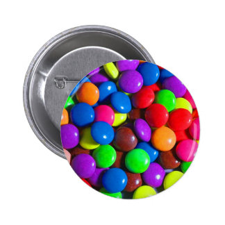 Colorful Smarties Buttons