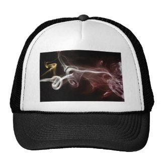 Colorful Smoke Trucker Hat