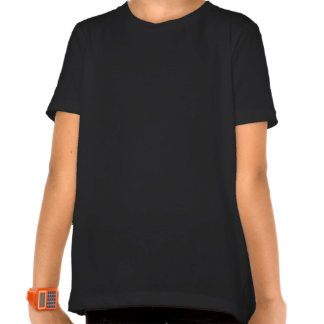 Colorful Soccer Ball Girls T-Shirt
