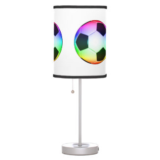 Colorful Soccer | Football Sport Lamp