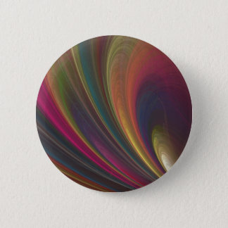 Colorful Soft Sand Waves Button
