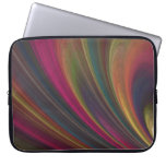 Colorful Soft Sand Waves Computer Sleeves