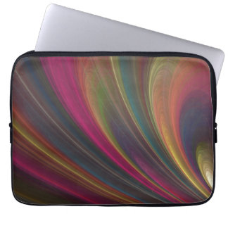 Colorful Soft Sand Waves Laptop Computer Sleeves