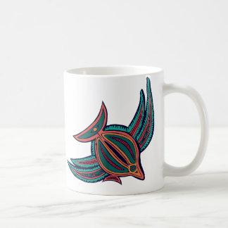 Colorful South Seas Art Coffee Mug