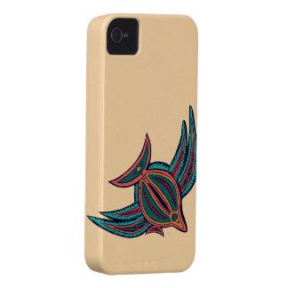 Colorful South Seas Art iPhone 4 Case-Mate Case
