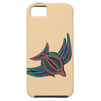 Colorful South Seas Art iPhone SE/5/5s Case