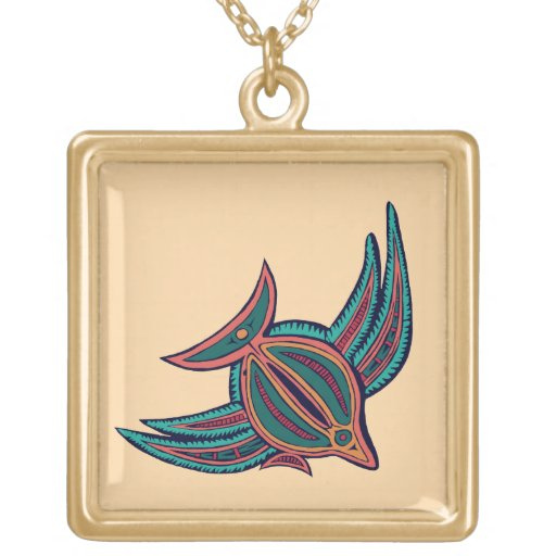 Colorful South Seas Art Jewelry