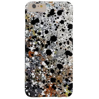 Colorful Spatter Barely There iPhone 6 Plus Case