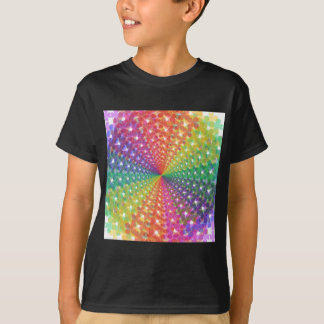 Colorful spectral background T-Shirt