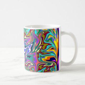 Colorful spiky Coffee Mug