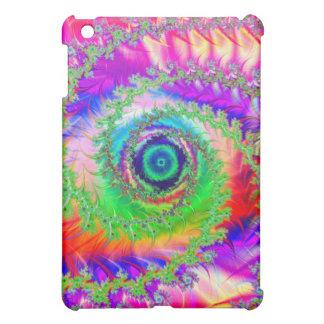 Colorful Spiral Design: Case For The iPad Mini