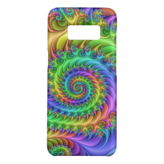 Colorful Spiral Design Case-Mate Samsung Galaxy S8 Case