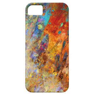 Colorful splash abstract. iPhone SE/5/5s case