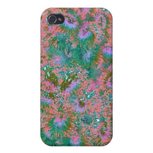 Colorful Splendor iPhone 4/4S Cover