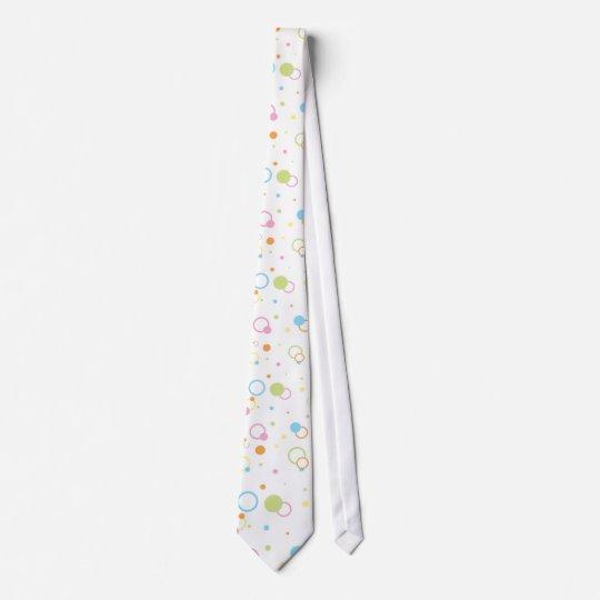 Colorful Spots Tie