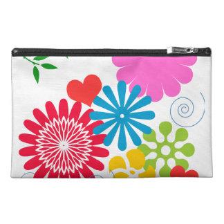 Colorful Spring Flora-Travel Bag