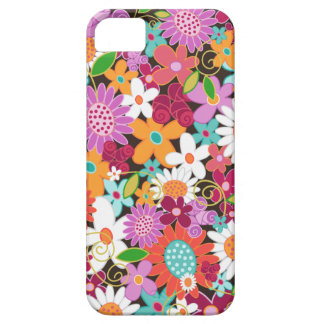 Colorful Spring Flowers Garden iPhone 5 CaseMate iPhone 5 Cases