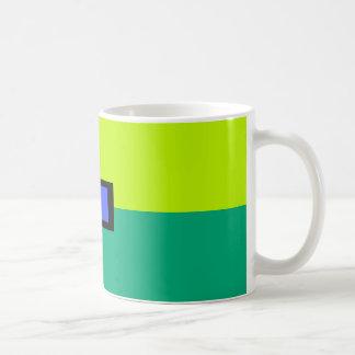 Colorful Square Blocks Coffee Mug