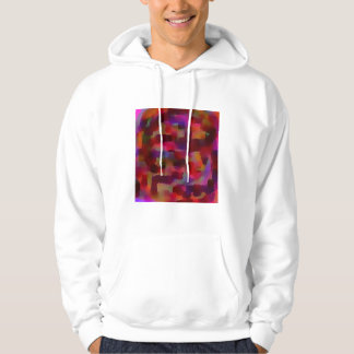 Colorful Square Hoodie
