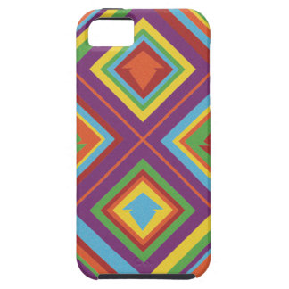 Colorful Squares iPhone 5 Cases