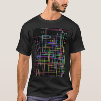 Colorful squares T-Shirt