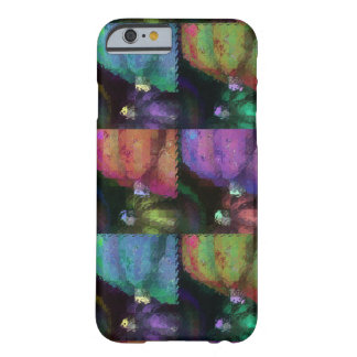 Colorful Squash Quilt Barely There iPhone 6 Case