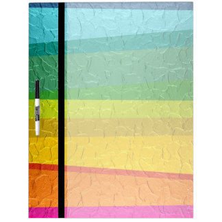 Colorful Stainless Steel Metal Dry-Erase Board