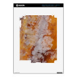 Colorful stains abstract decals for iPad 3
