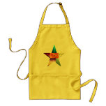 Colorful Star Apron