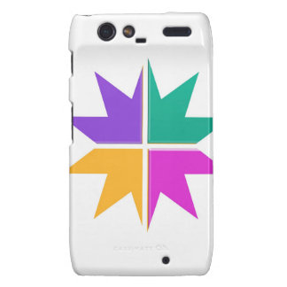 COLORFUL STAR champ winner LOWPRICE STORE GIFTS Motorola Droid RAZR Cover