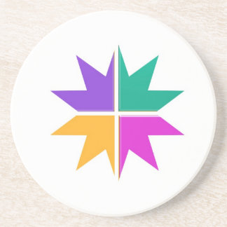 COLORFUL STAR champ winner LOWPRICE STORE GIFTS Coasters