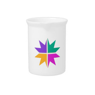 COLORFUL STAR champ winner LOWPRICE STORE GIFTS Beverage Pitchers