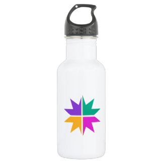 COLORFUL STAR champ winner LOWPRICE STORE Stainless Steel Water Bottle