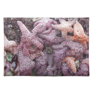 Colorful Star Fish Place Mats