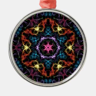 Colorful Star Metal Ornament