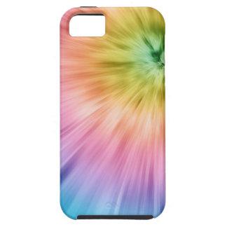 Colorful Starburst Tie Dye iPhone SE/5/5s Case
