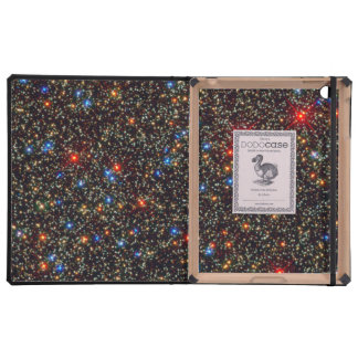 Colorful Stars Galore Inside Globular Star Cluster Cover For iPad