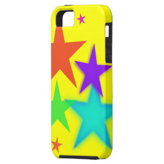 Colorful Stars iPhone 5 Hard Case iPhone 5 Covers