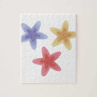 Colorful Stars Jigsaw Puzzle