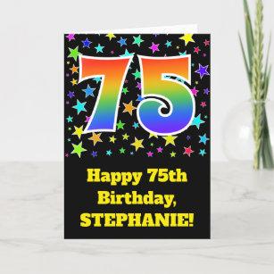 75 birthday cards zazzle