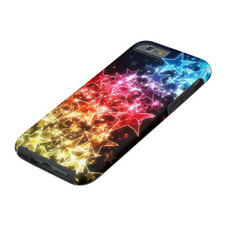 Colorful Stars Tough iPhone 6 Case