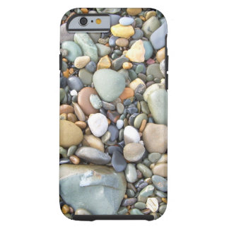 Colorful stones and rocks tough iPhone 6 case