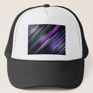 Colorful Streaks Trucker Hat