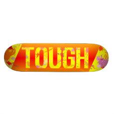 Colorful Street Graffiti Skateboard