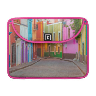 Colorful street scene sleeves for MacBook pro