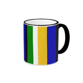 Colorful stripe Mug