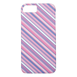 Colorful Striped iPhone 7 case