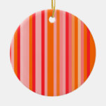 Colorful Stripes 02 Ornaments