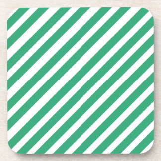 Colorful Stripes  Design Coasters