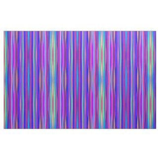 Colorful Stripes Fabric